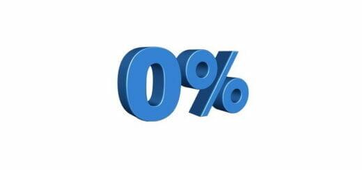 иллюстрация 0 процентов